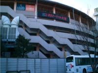 京王閣競輪場画像